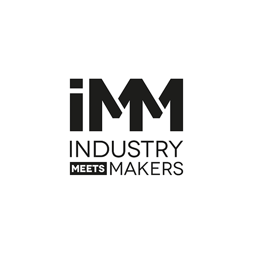 Logo Industry Meets Makers